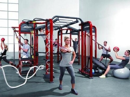 HGLaser cutting pipe solutions in fitness equipment