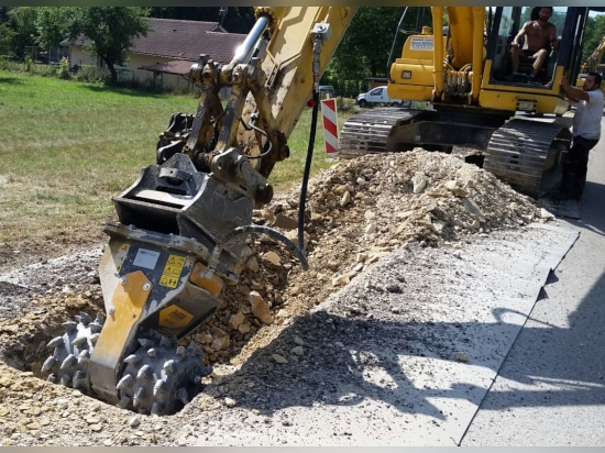 KEEPING UP WITH TRENCH WORKS – CONNECTING PEOPLE