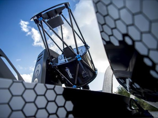 Nissan unveils mobile observatory – Navara Dark Sky Concept