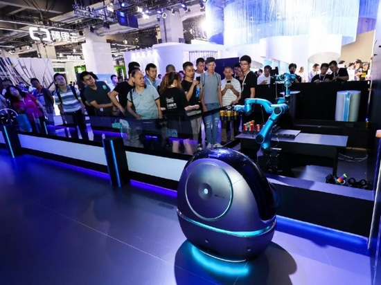 Space Egg is the latest example of robotic hotel porters.