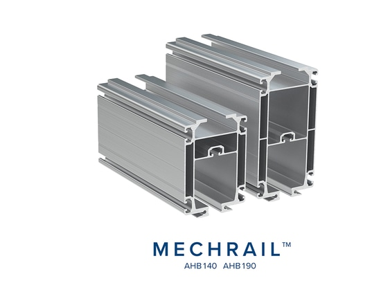 New Mechrail™ profiles