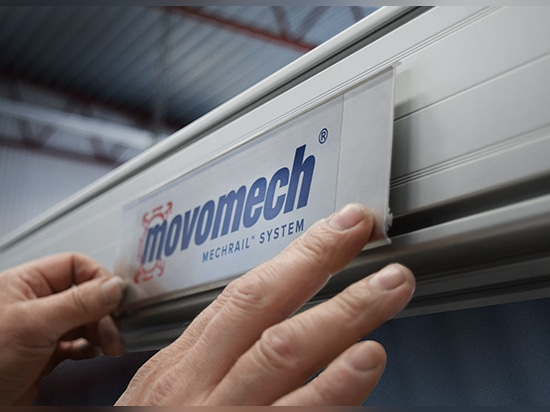 Mechrail™ smart load signs