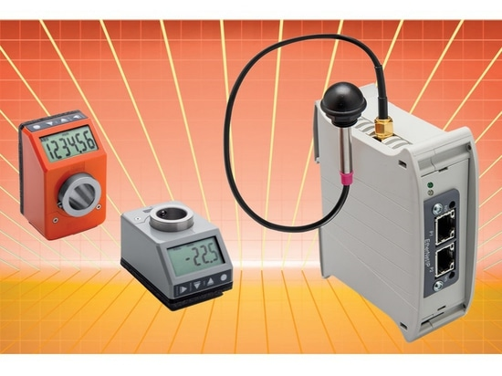 Wireless Spindle Positioning System DD52R-E-RF