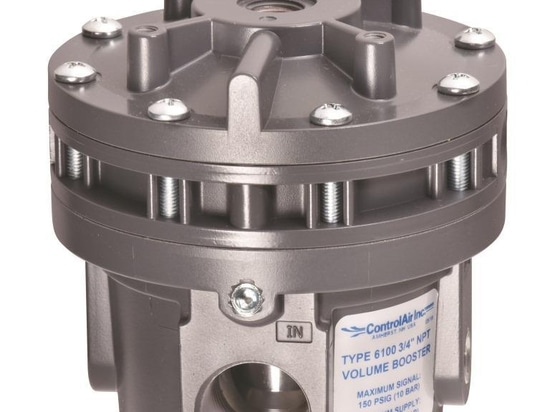 High Flow Capacity Volume Booster Type 6100