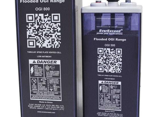 Valve Regulated Lead Acid Batteries Modular Max AGM Series