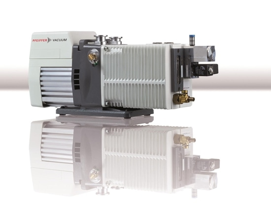 Two-Stage Rotary Vane Pump Pascal 2021 HW