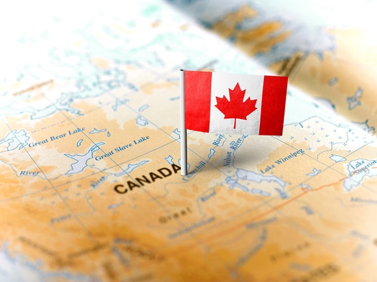 MORE DESMI Steps in Canada