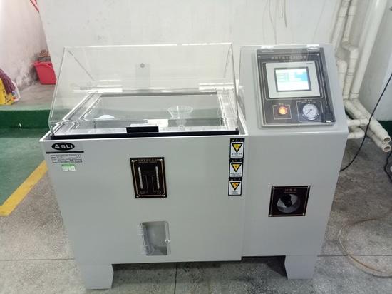 Salt Spray Tester  108 Liter with touch screen