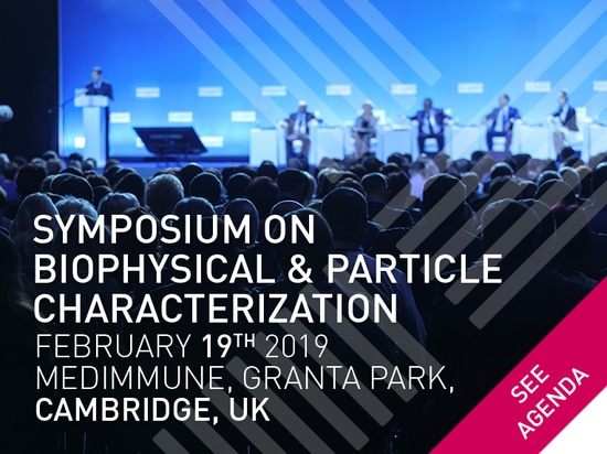 Symposium on Biophysical and Particle Characterization