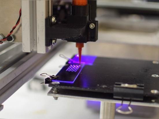 Virginia Tech Researchers 3D Print Kapton Using Direct Ink Writing