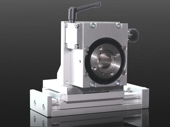 Manual adjuster domiLINE and rotary adjuster MDV