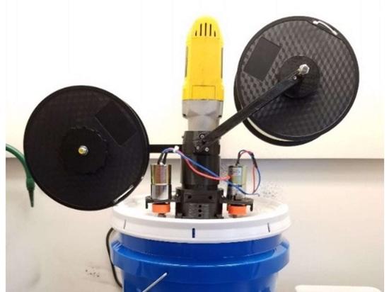 Michigan Tech researchers invent 3D Printable Polymer Pelletizer Chopper