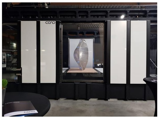 CEAD officially launches industrial-scale continuous fiber CFAM Prime 3D printer