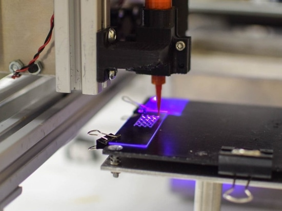 Virginia Tech team successfully 3D prints Kapton using direct ink writing