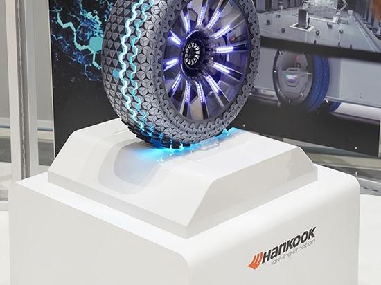 Hankook Tire presents innovative works at 2018 Essen Motor Show