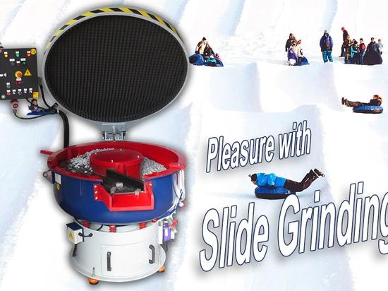 Rotary Vibrator - Slide Grinding