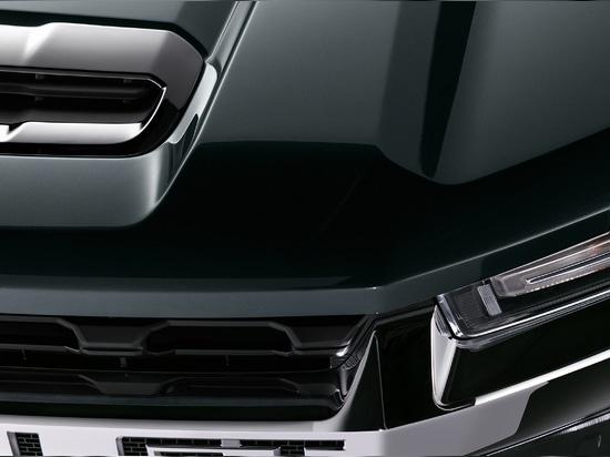 Chevy unveils redesigned 2020 Silverado HD