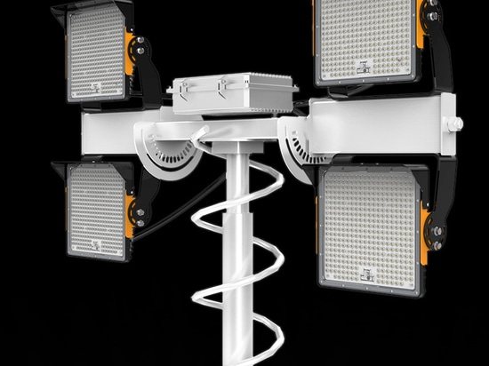 Compact S LED Light Tower