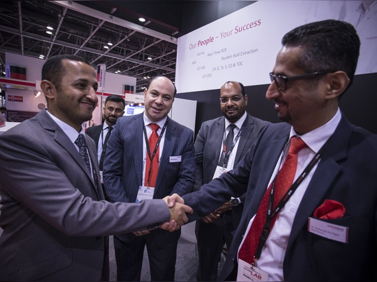HST will be exhibiting at ArabLAB Expo in Mar 2019