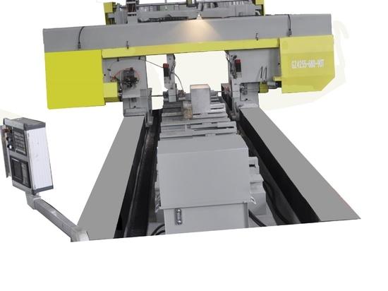 Horizontal CNC band saw GZ4255T for aluminum