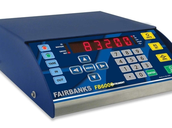 Established Weighing Instrument Gets An Upgrade