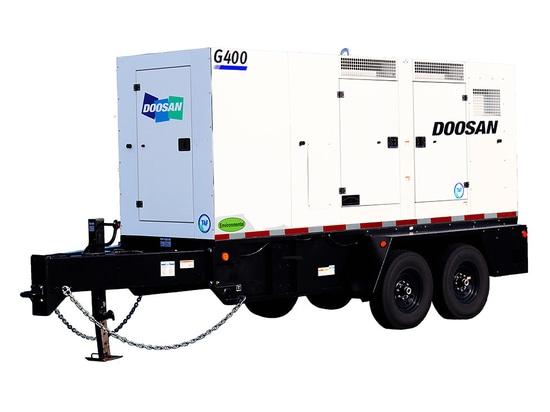 Doosan Portable Power G400WCU Generator