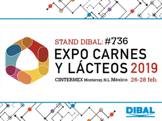 Dibal in Expo Carnes Mexico 2019