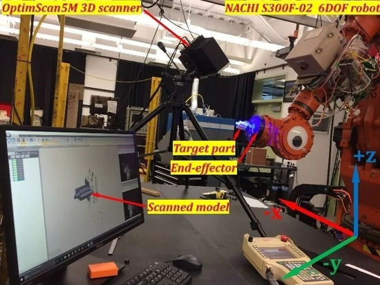 Missouri University of Science and Technology used OptimScan-5M in laser-aided repairing of metallic components