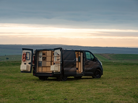 Professional craftsmanship on the move: Nissan unveils NV300 Concept-van at Brussels Motor Show