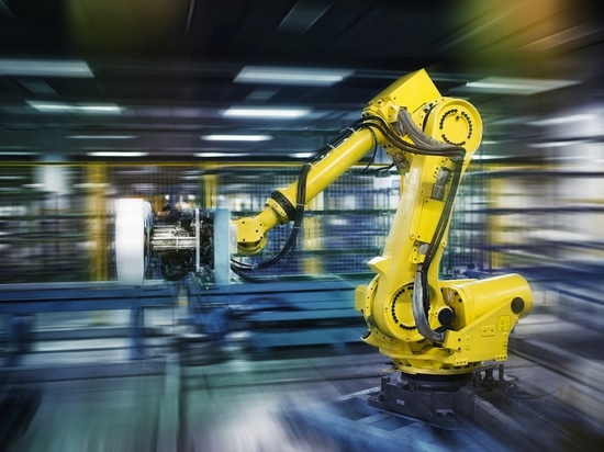 5 Key Trends of Tomorrow's Industrial Robotics