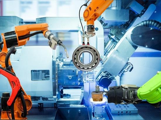 5 Key Trends of Tomorrow's Industrial Robotics