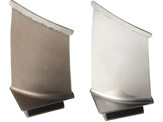 OTEC finish: for smooth surfaces and rounded edges