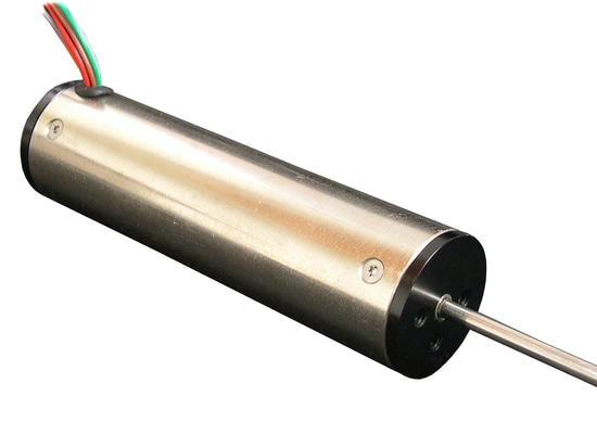These compact direct drive linear motors with quiet linear plain bearings are just 1.00 in. (25.4 mm) in diameter and 2.75 in (69.9 mm) long.