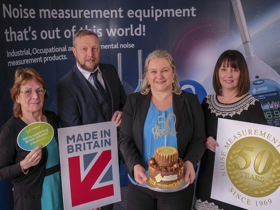 Noise Measurement Experts since 1969