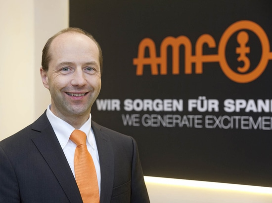 Johannes Maier, Managing Partner of AMF.