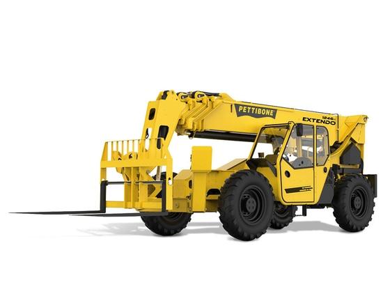 Pettibone Traverse T1258X Telehandler