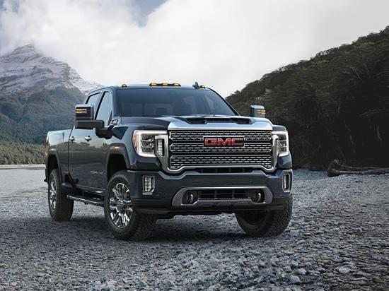 GMC 2020 Sierra Heavy Duty Pickup
