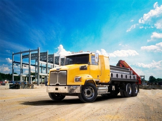 Western Star 4700 Adds Cummins X12 as Option