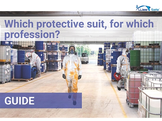 GUIDEBOOK DEDICATED TO CHEMICAL PROTECTIVE COVERALLS