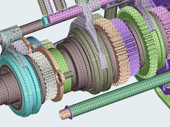 New multiphysics simulation software