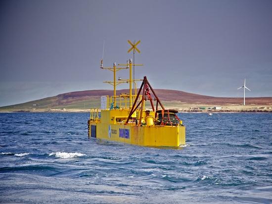 Opening the seas to renewable energy