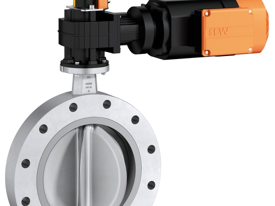 Ready for anything: The EBRO Impeller Valve Type FS-M