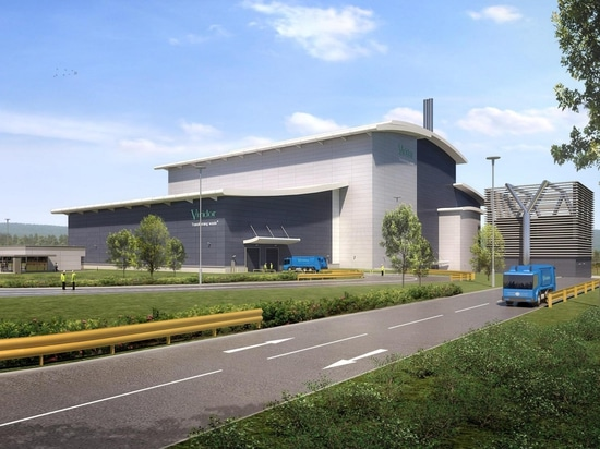 Dunbar Waste to Energy Plant Handed Over to Viridor