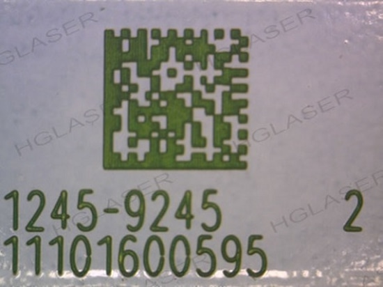 Laser marking PCB application program