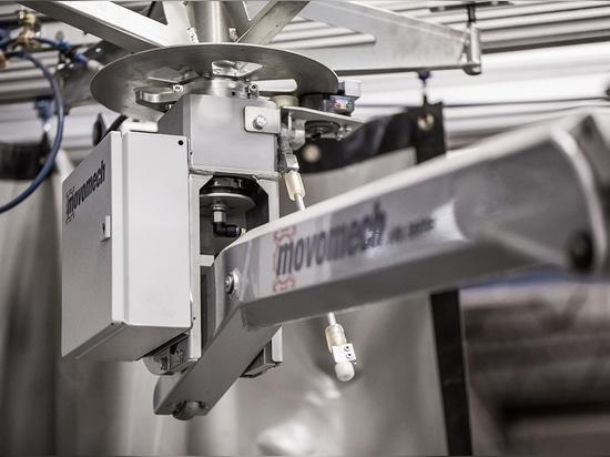 Movomech Mechspace Pro™ pneumatic lift assist