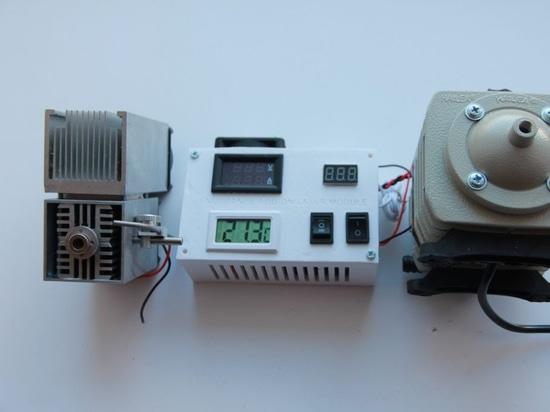 An Endurance 10 watt laser and new attachment