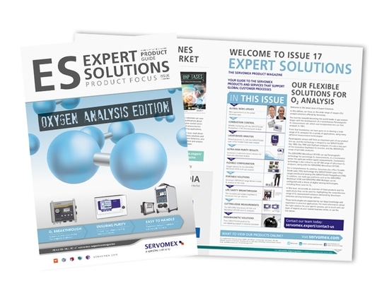 EXPERT SOLUTIONS OXYGEN ANALYSIS EDITION IS READY TO DOWNLOAD!