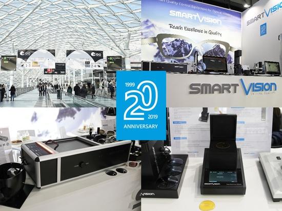 SmartVision's 20th anniversary