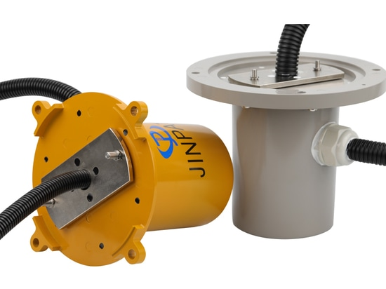 Slip Ring In The Applications of  Crane