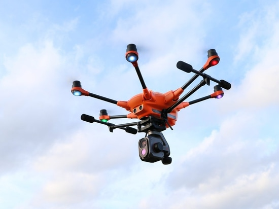 Yuneec Partners with Mobilicom for Drone Market